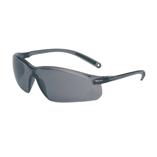 UVEX A701 Gray Anti-Scratch Lens UVEX Safety Glasses