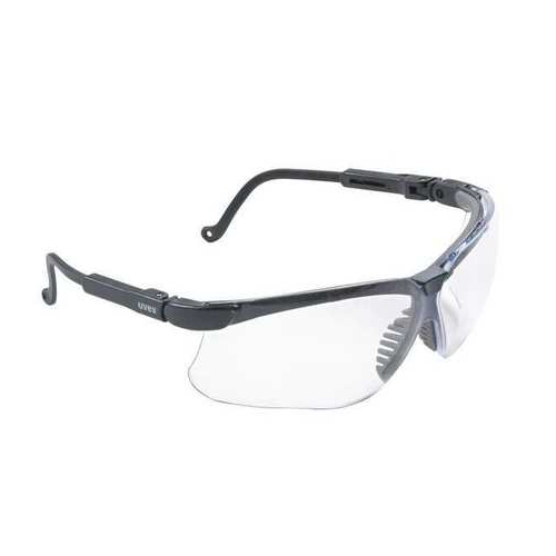 UVEX S3200 Safety Glasses Genesis Clear Anti-Scratch Lens