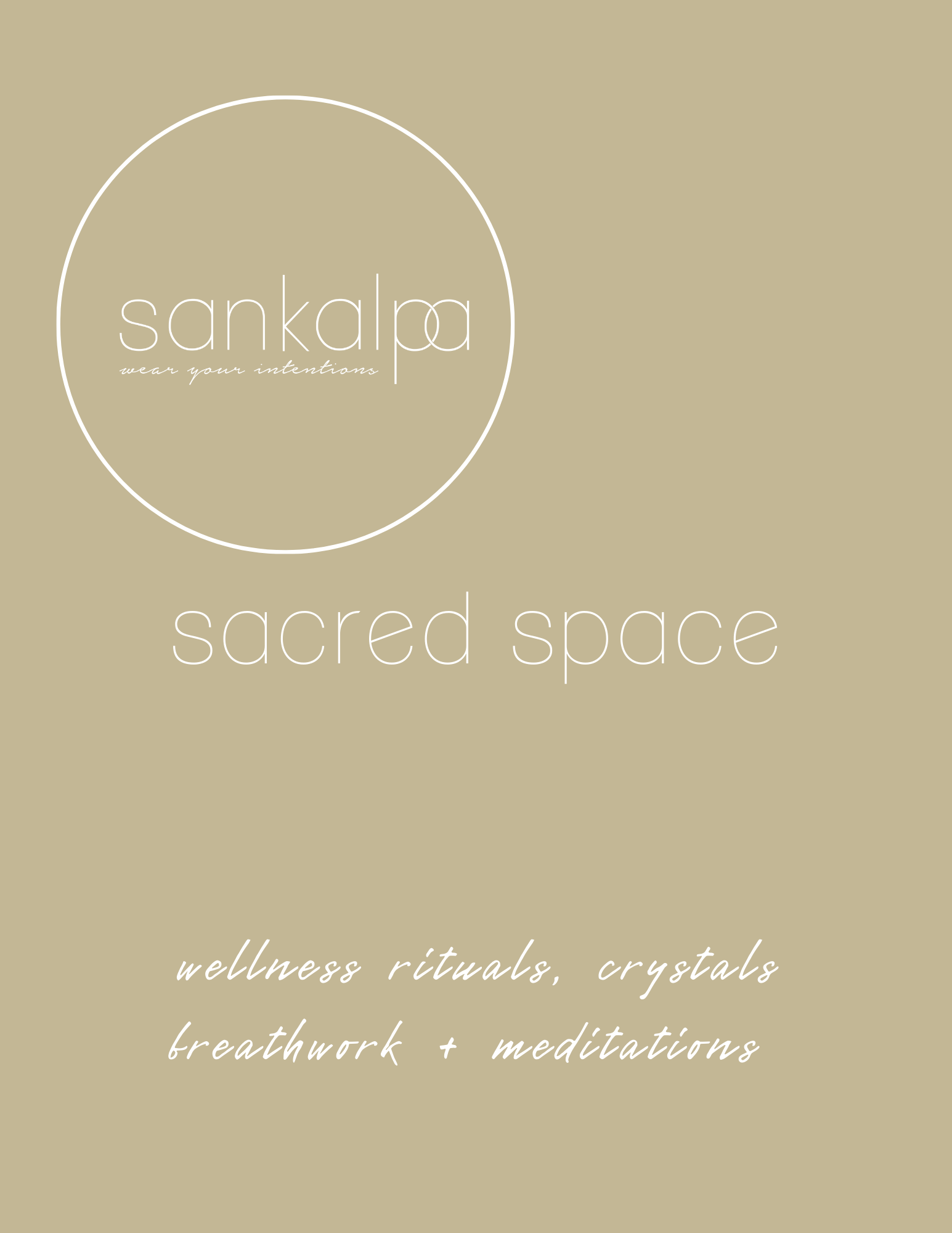sacred space ebook