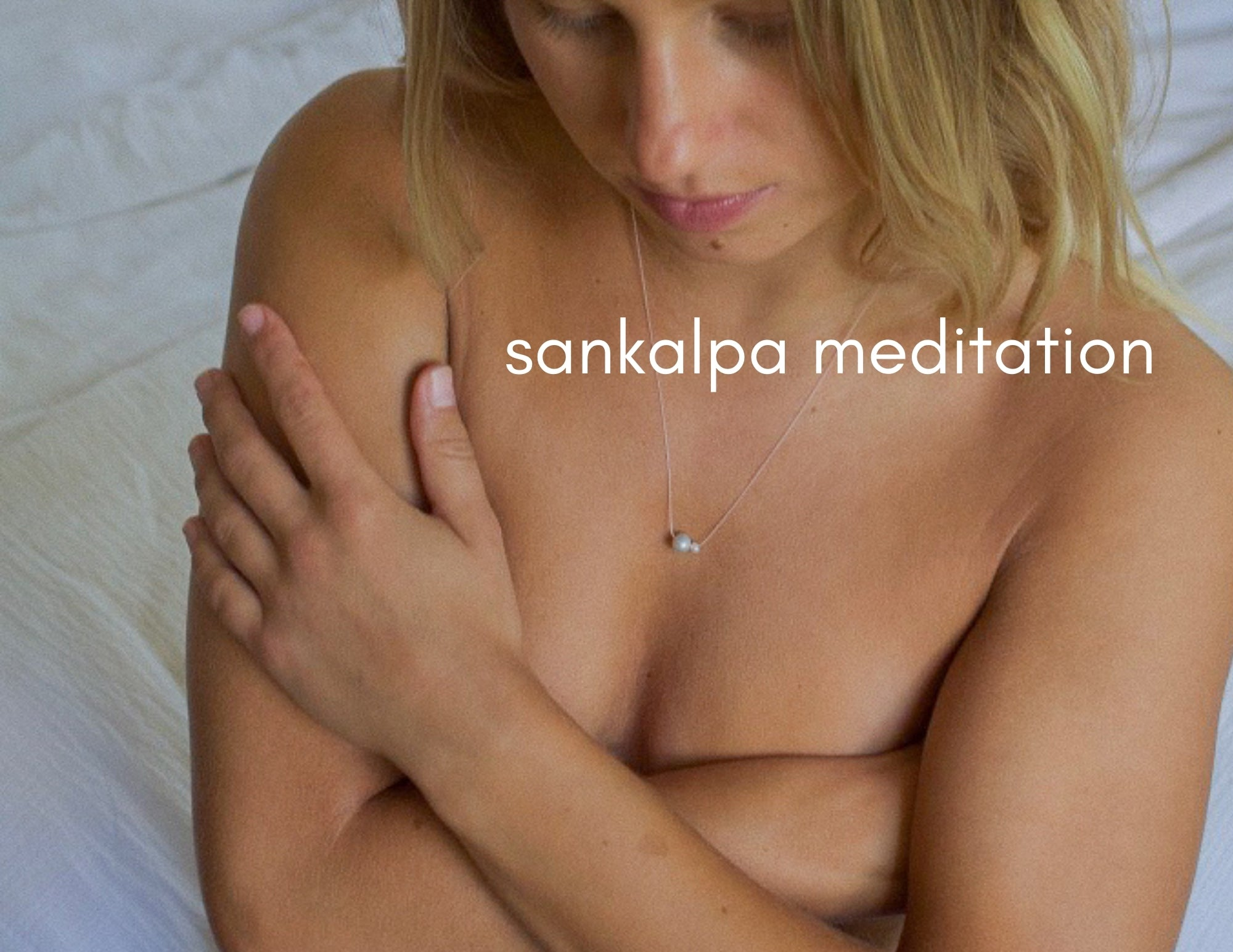 Sankalpa Meditation Course