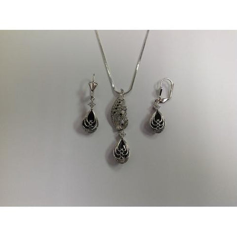 Costume Jewelry > Necklace & Earring Sets