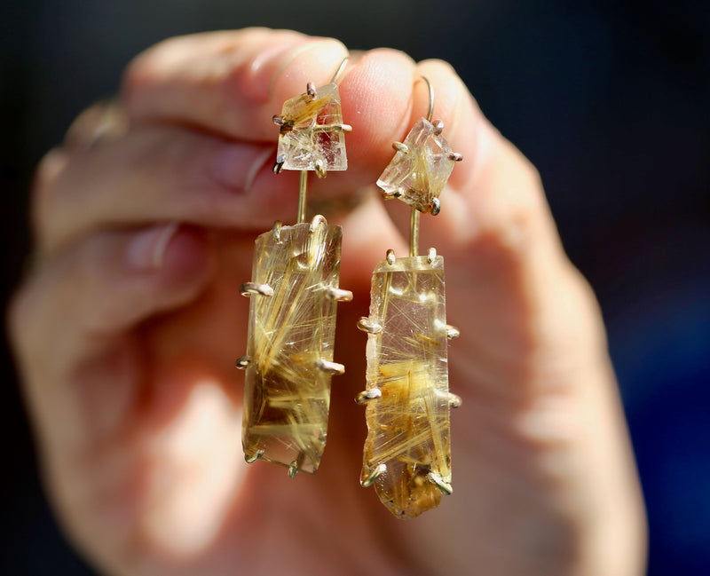 BRAZILIAN RUTILATED QUARTZ