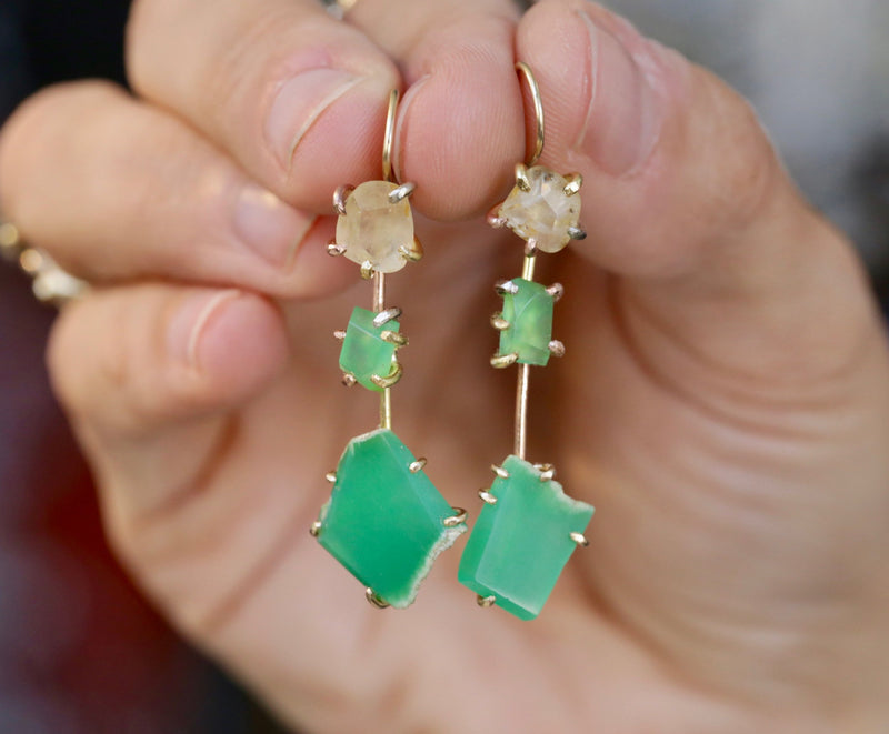 Chrysoprase | Variance Objects