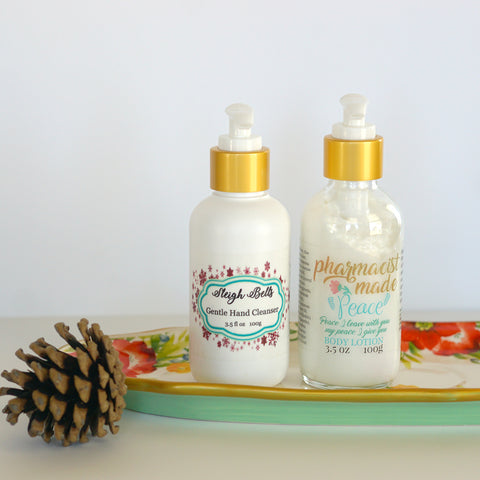Holiday Duo Hand Soap + Lotion