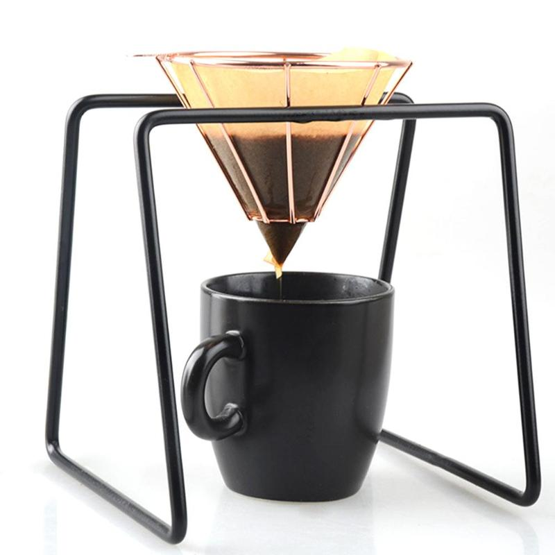 Pour Over Coffee Filter Basket (Stand Not Included)