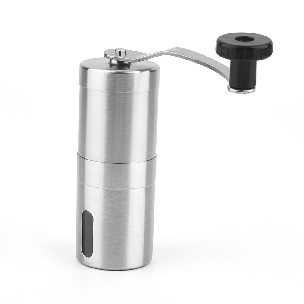 Stainless Steel Manual Bean Grinder