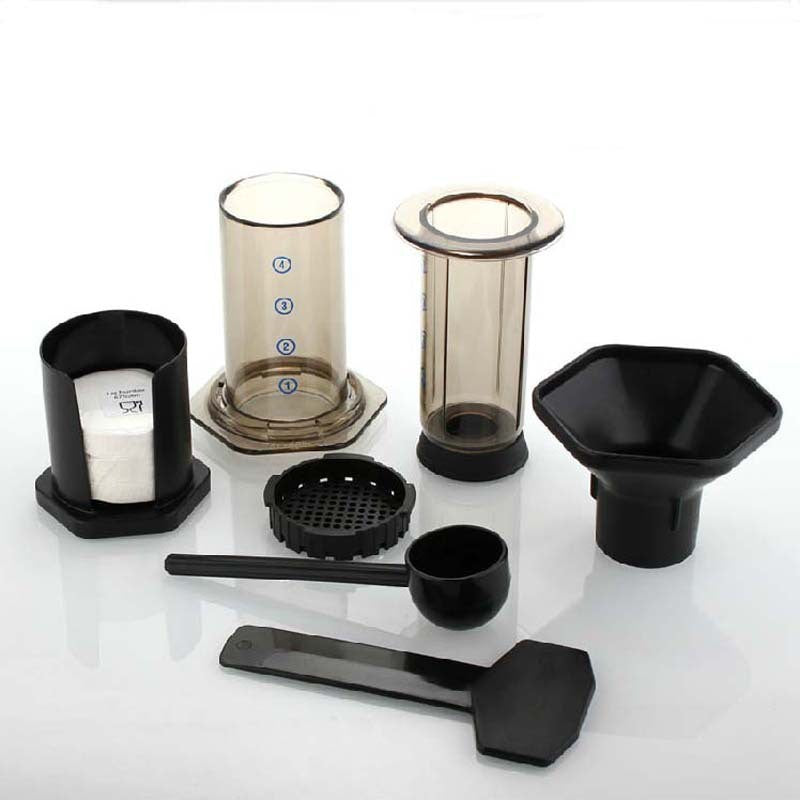 Aeropress-Style Coffee Maker Kit