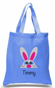 Easter Bunny Tote