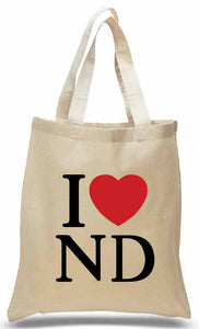 I Love My State Totes