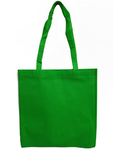 Wholesale Budget tote in Lime Green