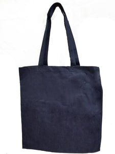 Wholesale Budget tote in Navy Blue