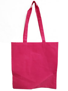 Wholesale Budget tote in Pink