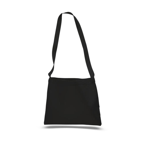 Small Messenger bag in Black