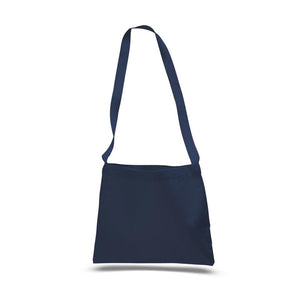Small Messenger bag in Navy Blue