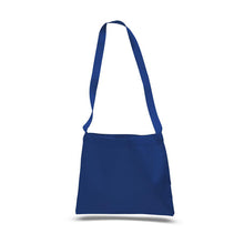 Small Messenger bag in Royal Blue