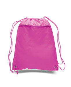 Polyester Drawstring Backpack