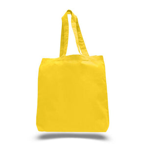 Gusset Jumbo Canvas Tote
