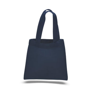 Colored Mini Cotton Totes