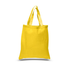 Flat Rate Prints on Cotton Canvas Tote Bags
