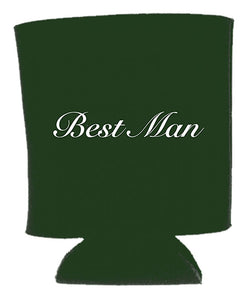 Koozie for the Best Man Just $5.00 Each.