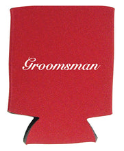 Can Holder for the Groomsmen