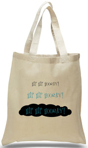 Hip, Hip Hooray Canvas Tote Just $3.99 Each.