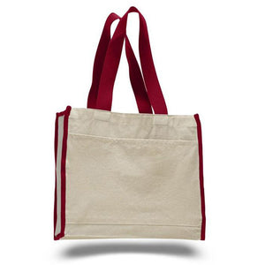 Quality All Cotton Canvas Tote Available at Wholesale Prices Just $3.59 Each
