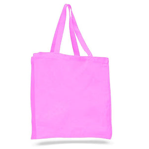 Wholesale Re-Usable Shopping Canvas Tote Made of 100% Cotton Canvas Just $2.89 Each.