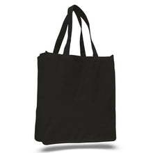 Wholesale Heavy Duty All Cotton Canvas Tote, Built Tall and Deep for Extra Toting., Just $3.65 Each.