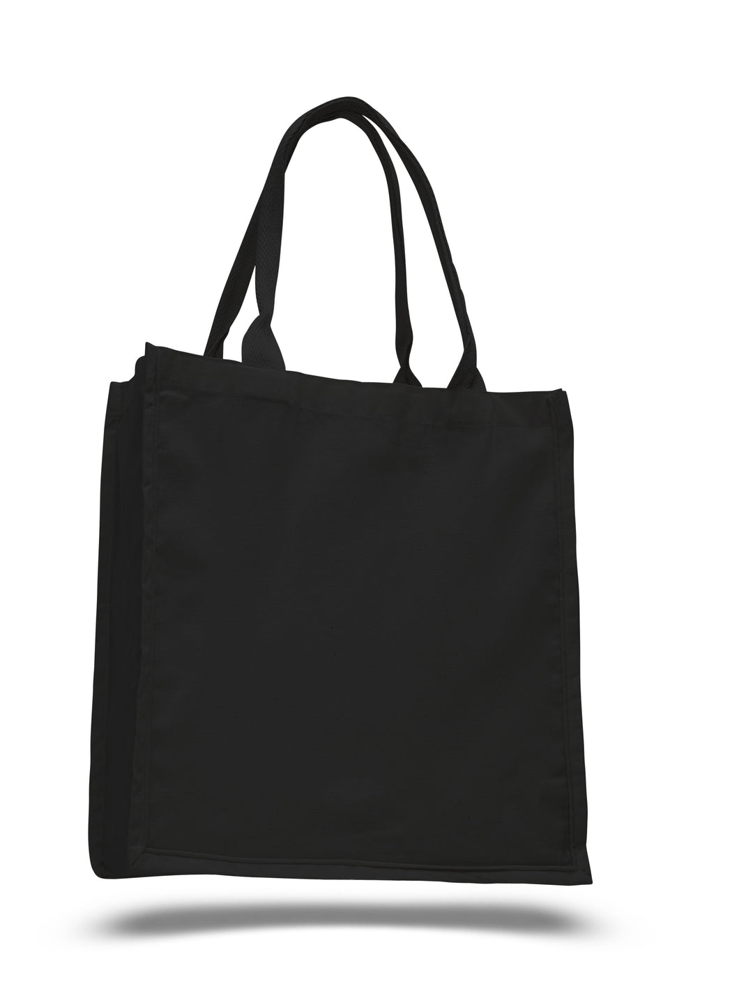 All Cotton Fancy Canvas Totes, Well Constructed with Heavy Duty Canvas Available at Wholesale Pricing! Just $2.99 Each.