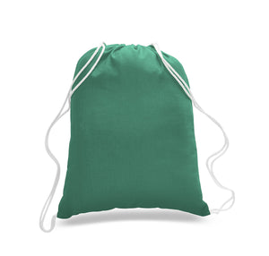All Cotton Canvas Backpacks Available in Many Color, Ideal for Biking, Hiking, School, the Gym, Travel and Much More. Sold Wholesale for Just $1.89 Each With No Minimum Purchase Required.