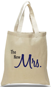 The New Mrs. After Wedding Tote