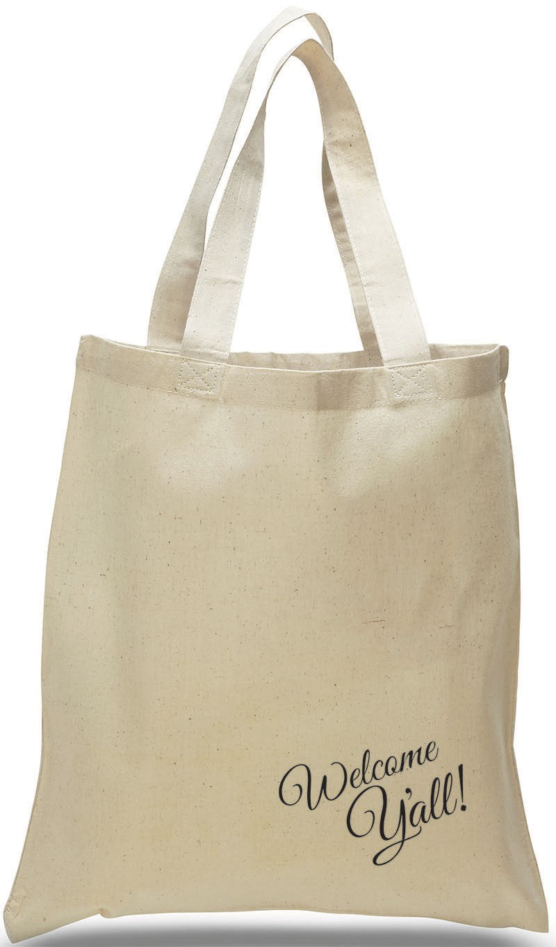Welcome Tote with