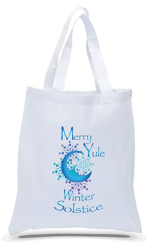Merry Yule Christmas Tote Just $3.99 Each.