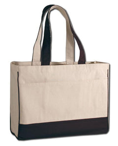 057d1cf5132 Heavy Duty Shopping Bag with Zippered Pocket $4.55