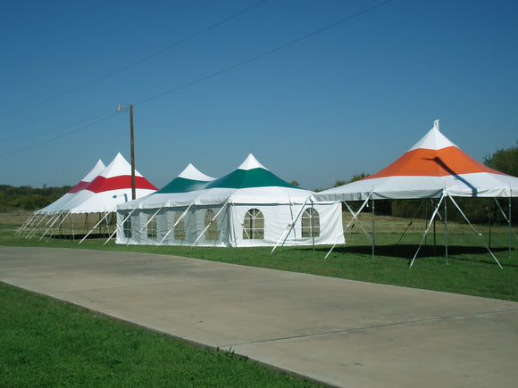 20x30 Ohenry High peak tents