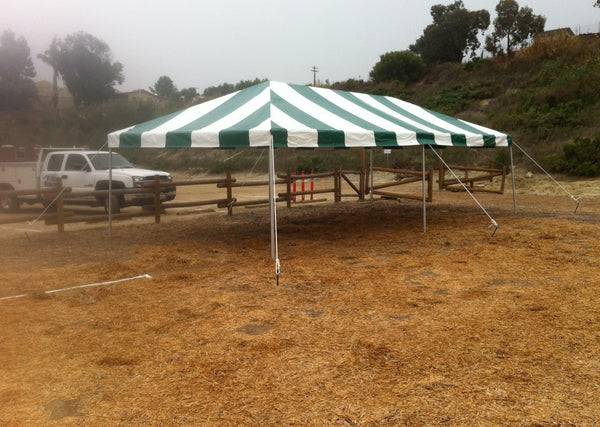 Ohenry 15x20 frame party tent