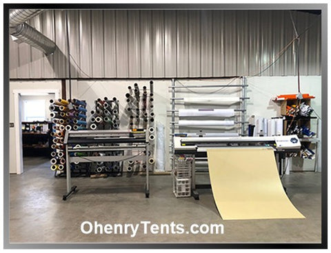ohenry tents graphics