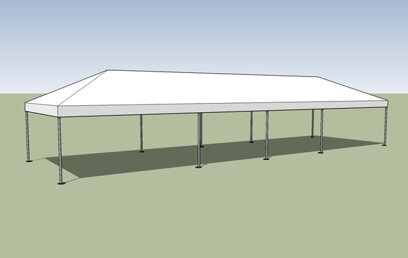 Ohenry 15x50 frame tent