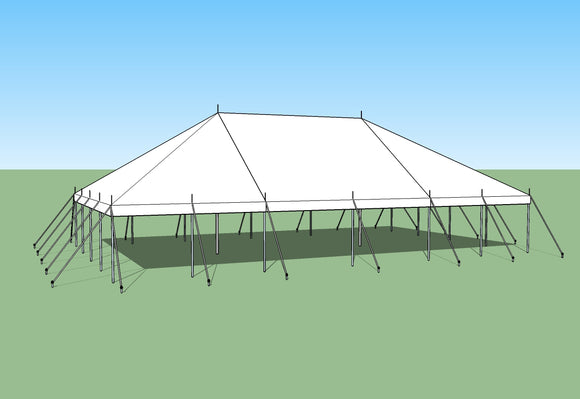 buy ohenry 30x50 Pole Tent
