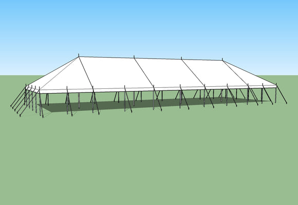 buy Ohenry 30 x90 pole tent here
