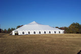Ohenry Traditional Pole Tent 100' x 100' party tent