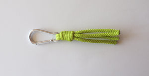 SIMPLE KNOT KEYCHAIN
