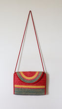 Load image into Gallery viewer, VINTAGE RAINBOW BAG