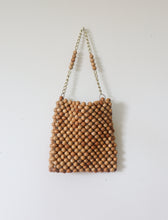 Load image into Gallery viewer, VINTAGE BEADED BAG- SMALL