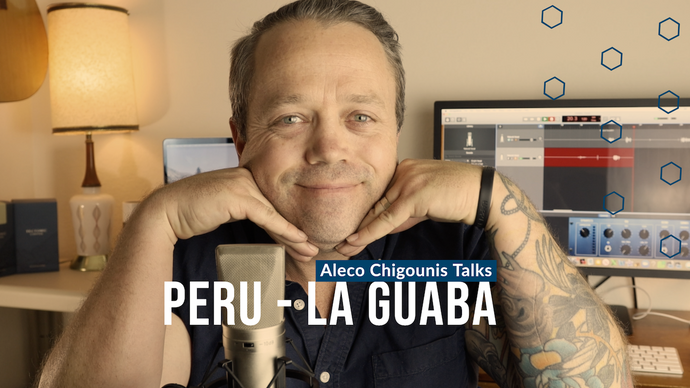 Peru - A Conversation with Aleco Chigounis