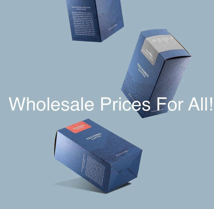 Wholesale Prices For All - Extended!