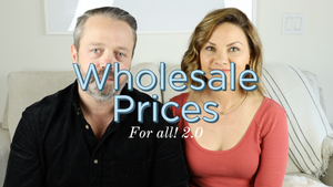 Wholesale Prices For Life - Again!