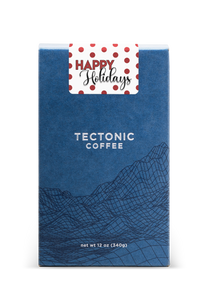 Tectonic Blend with Polka Dot Label