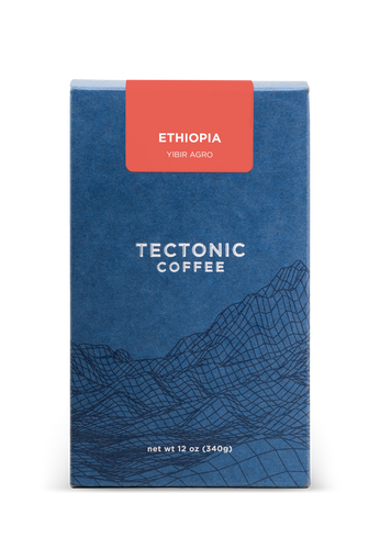 Tectonic Coffee Yibir Agro 12oz Box